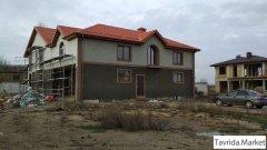 Фасадные работы в Крыму