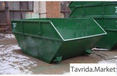 Вывоз мусора в Евпатории,Саках и ближайших районах