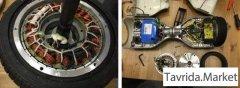 Ремонт и диагностика гироскутеров, электросамокатов