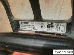 Бензопила stinl MS 180