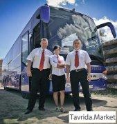 Требуется водитель для пассажирских перевозок Керчь-Москва