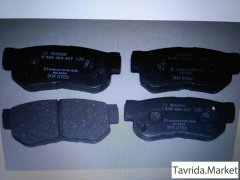 колодки тормозные Hyundai или Kia
