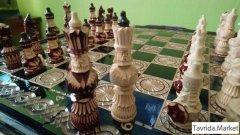 Нарды,Шахматы,Шашки 3 в 1