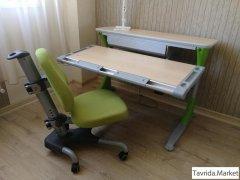 Парта-трансформер MealuxHarvard+кресло MealuxNobel