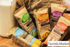 производство хлебцов из пророщенной пшеницы.
