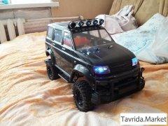 УАЗ Патриот, радиоуправляемая игрушка