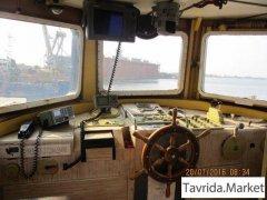 Буксир (морской) проект 1496 тип мб 2
