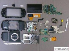 Ремонт игровых приставок PSP
