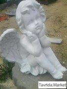 Ангел из бетона