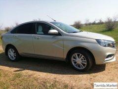 ВАЗ (Lada) Vesta 1 поколение, седан 4 дв.
