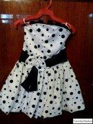 Нарядные платья для девочки 4-7 лет