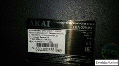 Продам LCD AKAI 32дюйма