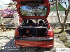 Peugeot 206 1 поколение [рестайлинг]