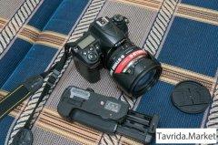 Nikon d7000 + Tamron 17-50 2.8 DI ii SP