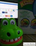 кроколантист, крокодил, детская игра