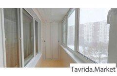 Остекление, расширение, утепление балконов