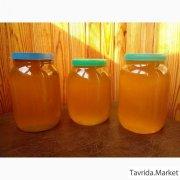 домашний мёд (разнотравье)