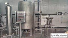 завод для производства безалкогольных напитков