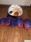 Шлем, защита