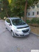 Opel Meriva 2 поколение, минивэн 5 дв.