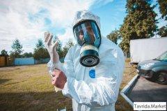 Уничтожение любых насекомых с одной обработки!