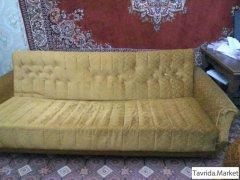 Комплект мебели с мягкотой