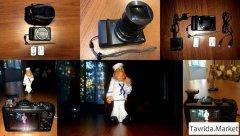 Фотоаппарат Sony DSC-HX50: подзорная труба в кармане