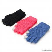 Молодежные контактные перчатки (для смартфонов)