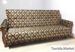 новый полуторный раскладывающийся диван-кровать
