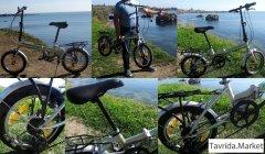 Велосипед новый супер мини складной Аctico