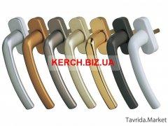 Фурнитура и комплектующие для окон, дверей, ворот, роллет в Керчи