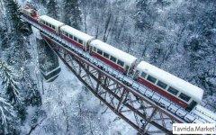 Новогодний тур из Керчи!!! Снежный БАКУРИАНИ