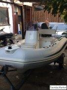 Надувная лодка grand S 3370l