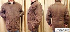 Куртка кожаная Angelo Litrico 54-56р.(Германия)