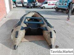 Лодка надувная stormline HD Air нднд