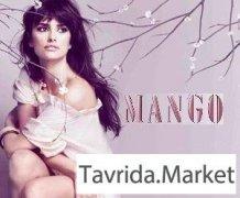 Одежда известного бренда «Манго»
