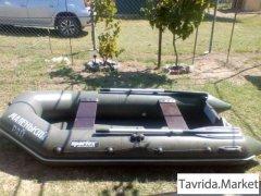 новая лодка