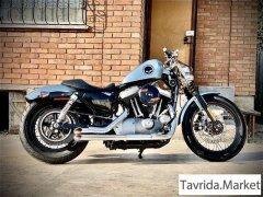 Harley Davidson sportster XL1200N 48