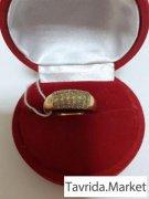 Золотое кольцо,585 пр,арт.30201/2 (977)