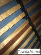 Кровать двухспальная с матрасом 160х200