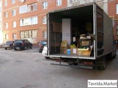 Перевозка личных вещей из Ялты по межгороду