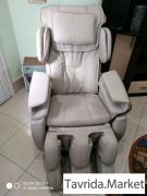 """Массажное кресло """"US medica""""."""