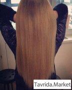 Голливудское, капсульное наращивание волос