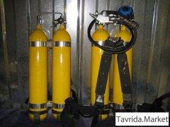 Баллоны для дайвинга 8 литров -200 атмосфер