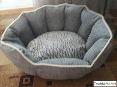 лежанка новая для собаки