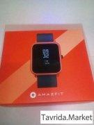 Фитнес часы Amazfit Bip A1608 оригинал новые