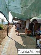 торговые помещения возле моря
