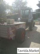 Трактор Т-25 с оборудованием
