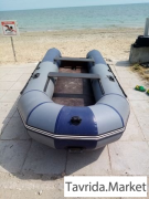 Надувная лодка бигбоут, пмк 380