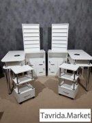 Маникюрный стол с вытяжкой
